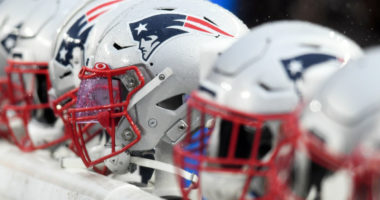 Four Patriots made DraftKings all-decade team
